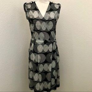 Black & White Small Banana Republic Dress